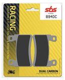 SBS - Placute frana RACING - DUAL CARBON 894DC