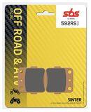 SBS - Placute frana RACING OFFROAD - SINTER 592RSI