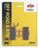 SBS - Placute frana RACING OFFROAD - SINTER 752RSI