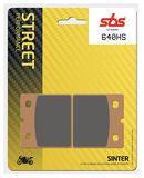 SBS - Placute frana STREET - SINTER 640HS