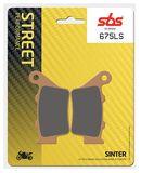 SBS - Placute frana STREET - SINTER 675LS