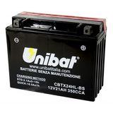 UNIBAT - Acumulator fara intretinere CBTX24HL-BS (YTX24HL-BS)