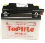 TOPLITE YUASA - Acumulator cu intretinere 6YB8L-B