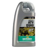 MOTOREX - ATV QUAD 10W40 - 1L