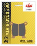 SBS - Placute frana OFFROAD - SINTER 790SI