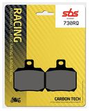 SBS - Placute frana RACING - CARBONTECH 730RQ