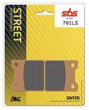 SBS - Placute frana STREET - SINTER 701LS