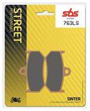 SBS - Placute frana STREET - SINTER 763LS