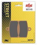 SBS - Placute frana STREET - SINTER 821HS