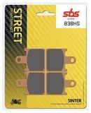 SBS - Placute frana STREET - SINTER 838HS
