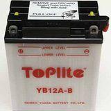 TOPLITE YUASA - Acumulator cu intretinere YB12A-B