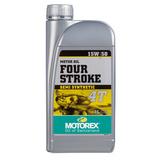 MOTOREX - FOUR STROKE 15W50 - 1L
