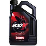 MOTUL - 300V 5W40 - 4L