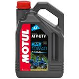 MOTUL - ATV UTV 10W40 - 4L