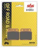 SBS - Placute frana RACING OFFROAD - SINTER 649RSI