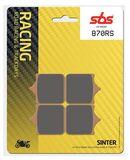 SBS - Placute frana RACING - SINTER 870RS