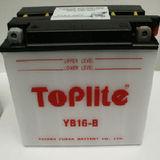 TOPLITE YUASA - Acumulator cu intretinere YB16-B