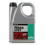MOTOREX - POWER SYNT 5W40 - 4L