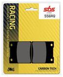 SBS - Placute frana RACING - CARBONTECH 556RQ.S