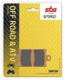 SBS - Placute frana RACING OFFROAD - SINTER 872RSI