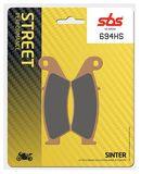 SBS - Placute frana STREET - SINTER 694HS
