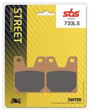SBS - Placute frana STREET - SINTER 733LS