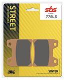 SBS - Placute frana STREET - SINTER 770LS