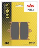 SBS - Placute frana STREET - SINTER 789LS