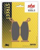 SBS - Placute frana STREET - SINTER 833LS