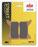 SBS - Placute frana STREET - SINTER 842HS