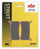 SBS - Placute frana STREET - SINTER 947HS