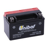 UNIBAT - Acumulator fara intretinere CBTX7A-BS (YTX7A-BS)