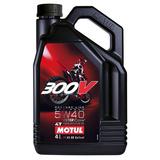 MOTUL - 300V 5W40 OFFROAD - 4L