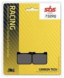 SBS - Placute frana RACING - CARBONTECH 732RQ