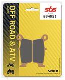 SBS - Placute frana RACING OFFROAD - SINTER 604RSI