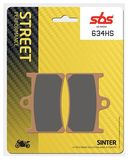 SBS - Placute frana STREET - SINTER 634HS