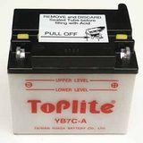TOPLITE YUASA - Acumulator cu intretinere YB7C-A / GM7CZ-3D