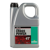 MOTOREX - CROSS POWER 10W50 - 4L