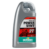 MOTOREX - POWER SYNT 2T - 1L
