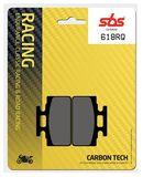 SBS - Placute frana RACING - CARBONTECH 618RQ