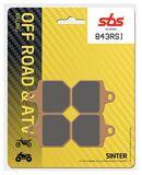 SBS - Placute frana RACING OFFROAD - SINTER 843RSI