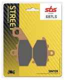 SBS - Placute frana STREET - SINTER 687LS