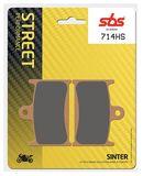 SBS - Placute frana STREET - SINTER 714HS