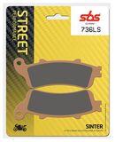 SBS - Placute frana STREET - SINTER 736LS