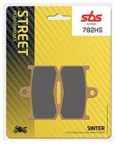 SBS - Placute frana STREET - SINTER 782HS
