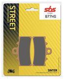 SBS - Placute frana STREET - SINTER 877HS