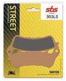 SBS - Placute frana STREET - SINTER 953LS