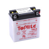 TOPLITE YUASA - Acumulator cu intretinere YB9-B / 12N9-4B-1