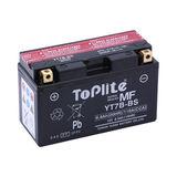 TOPLITE YUASA - Acumulator fara intretinere YT7B-BS / GT7B-4