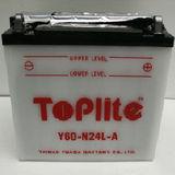 TOPLITE YUASA - Acumulator cu intretinere Y60-N24L-A